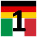 Lerne in diesem Kurs 430 deutsch - italienische Vokabeln kennen. Teil 1 von 5