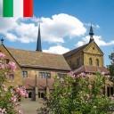 Imparare in 9 lezioni tutto ciò che è importante sul Monastero di Maulbronn. Il Monastero è patrimonio mondiale dell'UNESCO dal 1993.