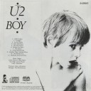 U2 - Boy - Spanish version