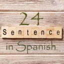 Learn 4500 Spanish sentences used in daily life Part 24 of 50