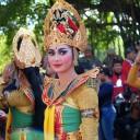 Pura Luhur Uluwatu - Besuch des Tempelgeländes und der Affen und des Kecak-Tanzes