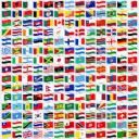 Lerne alle Flaggen der Länder dieser Erde kennen- Lektion 3 von 3