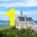 Learn 720 German holiday vocabulary Part 1 of 8