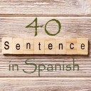 Learn 4500 Spanish sentences used in daily life Part 40 of 50