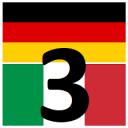 Lerne in diesem Kurs 430 deutsch - italienische Vokabeln. Teil 3 von 5