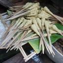 Informazioni generali sulla stagione delle piogge a Bali in Indonesia, così come una breve panoramica del fantastico cibo e dei piatti di Bali.