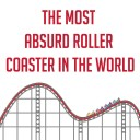The most absurd roller coaster in the world