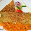 Indian Lentil Crepes - Adai Recipe/Adai Dosa Recipe