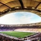 Apprenez tout ce qu'il faut savoir sur la Mercedes-Benz Arena de Stuttgart. 9 leçons courtes.