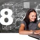 Lerne 930 englische Vokabeln des Themengebietes Mathematik - Teil 8 von 11