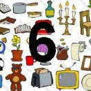 Learn 550 Spanish vocabs in the field of household -Part 6