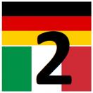 Lerne in diesem Kurs 430 deutsch - italienische Vokabeln. Teil 2 von 5