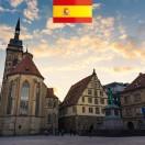 En esta nueva lección aprenderá todo sobre la historia de la Stiftskirche de Stuttgart. Está situado en el corazón de la ciudad y justo al lado del Palacio Antiguo en Schillerplatz. En Navidad, el mercado de Navidad se encuentra aquí.