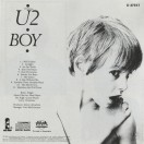 U2 - BOY - German Version