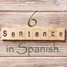 Learn 4500 Spanish sentences used in daily life Part 6 of 50