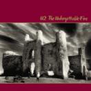 U2 - The Unforgettable Fire - German Version