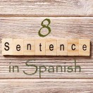Learn 4500 Spanish sentences used in daily life Part 8 of 50