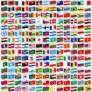 Lerne alle Flaggen der Länder dieser Erde kennen- Lektion 1 von 3