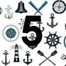 Learn 470 nautical words in Spanish - Part 5