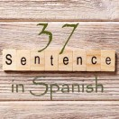 Learn 4500 Spanish sentences used in daily life Part 37 of 50