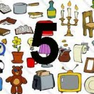 Learn 550 Spanish vocabs in the field of household -Part 5