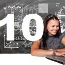 Lerne 930 englische Vokabeln des Themengebietes Mathematik - Teil 10 von 11