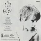 U2 - Boy - English version
