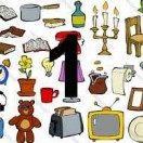 Learn 550 Spanish vocabs in the field of household -Part 1