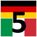 Lerne in diesem Kurs 430 deutsch - italienische Vokabeln. Teil 5 von 5