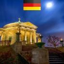 In diesem neunteiligen Kurs können Sie alles über die württembergische Grabkapelle in Stuttgart erfahren. Von den Stufen dieser Kuppel aus haben Sie einen herrlichen Blick über die Stadt.